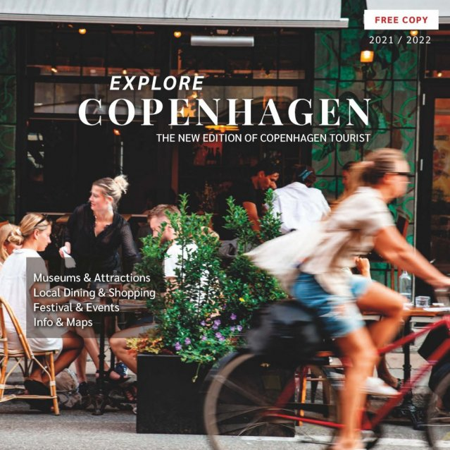 copenhagen turist